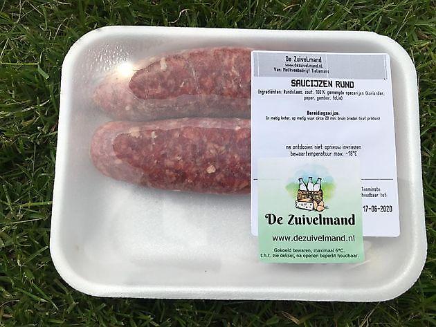 Saucijzen - De Zuivelmand Blijham