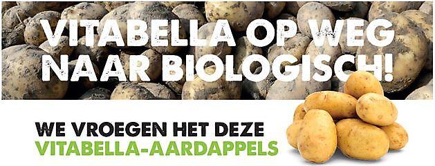Gratis zak Vitabella aardappels - De Zuivelmand Blijham