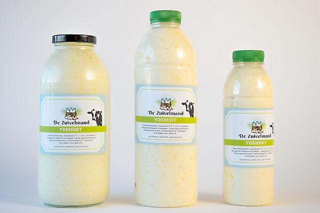 Perzik-Sinaasappelyoghurt - De Zuivelmand Blijham