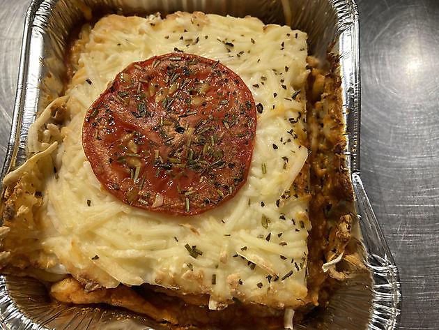 Lasagne Bolognese - De Zuivelmand Blijham