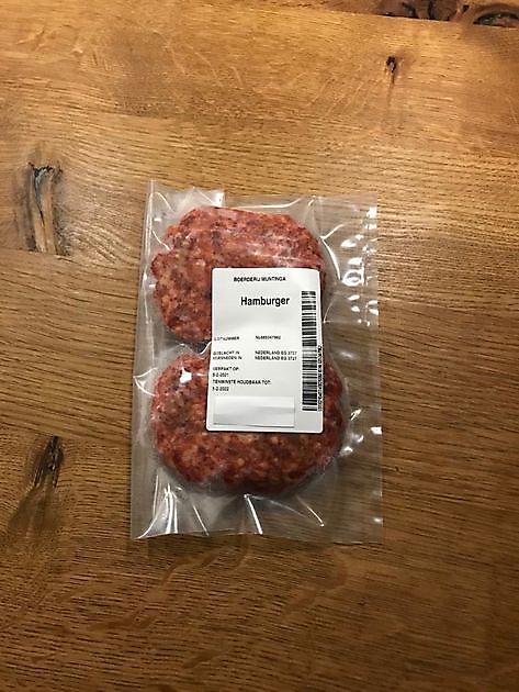 2 Luxe boerenburgers - De Zuivelmand Blijham