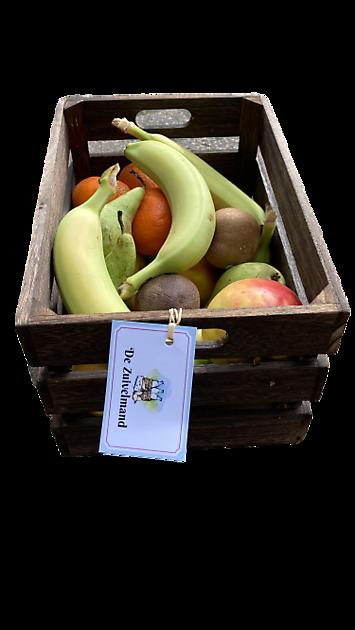 Fruitmand 20 stuks - De Zuivelmand Blijham