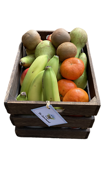 Statiegeld fruitmand - De Zuivelmand Blijham